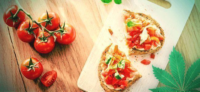 Appetizer: Bruschetta Indica