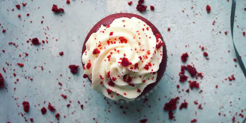 Red (Or Green) Velvet Cannabis Cupcake Recipe