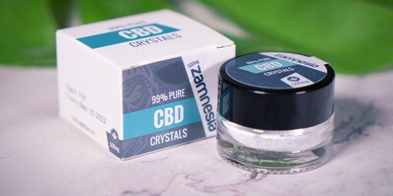 How To Make Sure CBD Won't Affect Your Drug Test Results: Look for THC-Free Hemp-Derived CBD Products