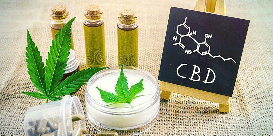 Spannungsabbau mit Cannabis: Probiere CBD aus