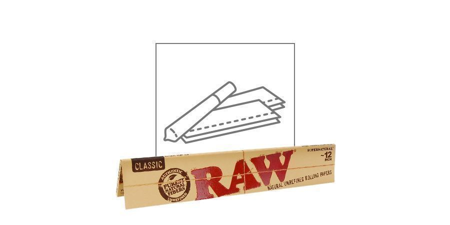 Rolling Papers RAW Huge