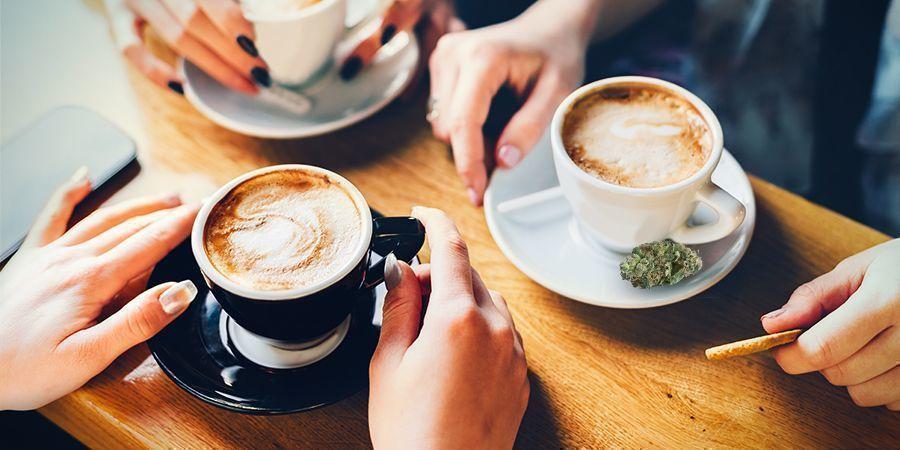 DIE WIRKUNG VON CANNABIS UND KAFFEE IST VON PERSON ZU PERSON UNTERSCHIEDLICH