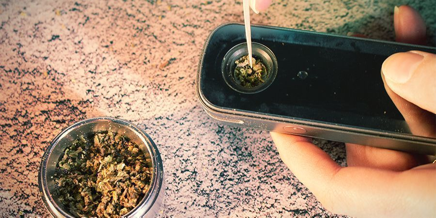 STIR YOUR BOWL AFTER EVERY FEW PUFFS