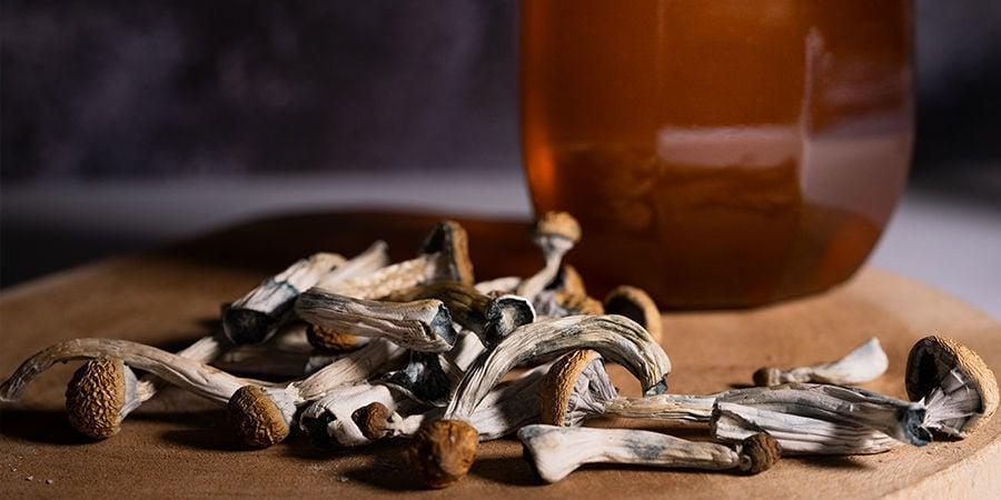 Ingredients for Blue Honey