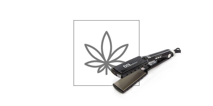 OIL Black Leaf Rosin Press