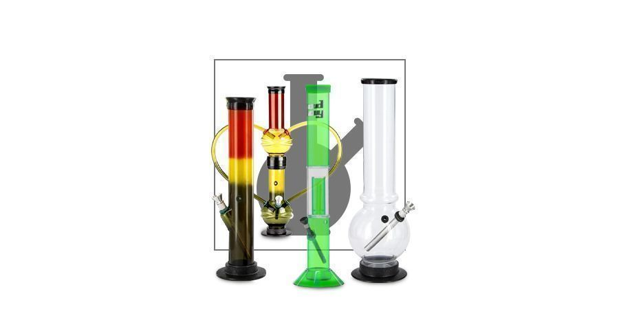acrylic bongs