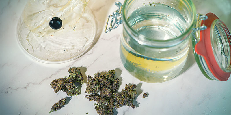 How Much THC Can Water Trap?