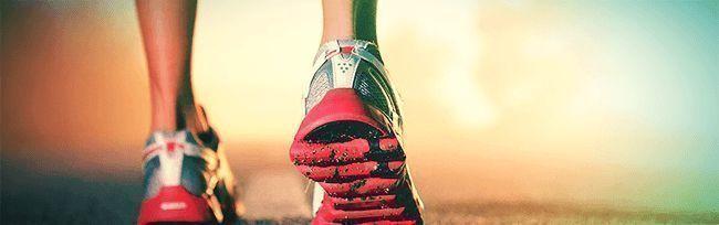 High Werden Ohne Drogen: Laufen