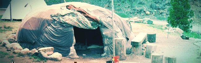High Werden Ohne Drogen: Schwitzhütten