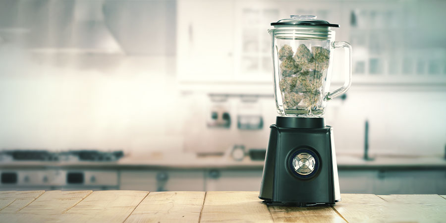 Making Hash: The Blender Method