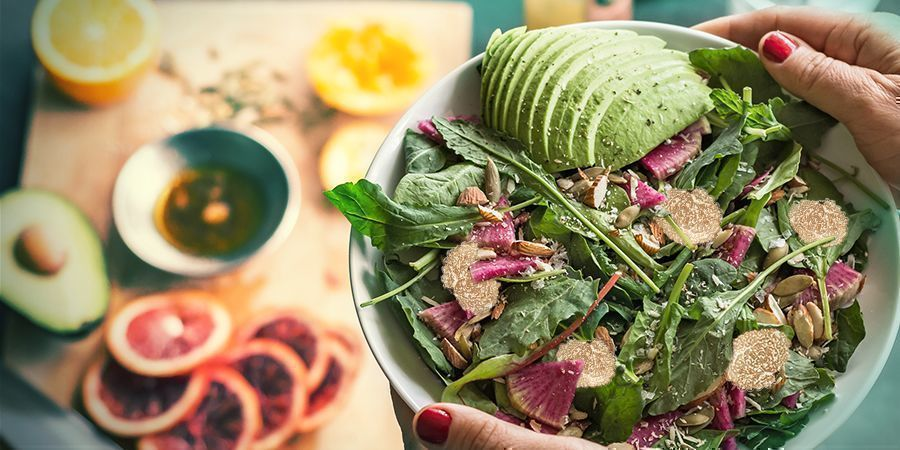 Magic Truffle Salad
