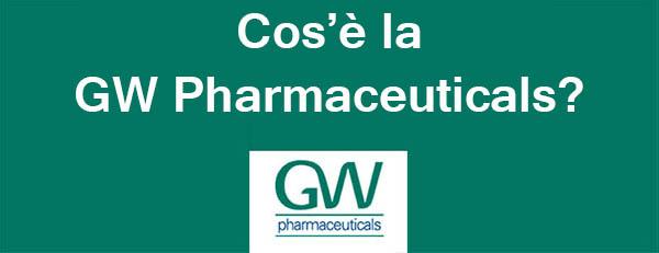 Cos é la GW Pharma