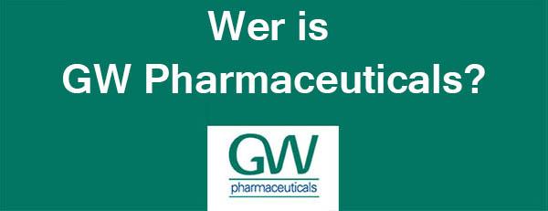 Wer ist GW Pharma?