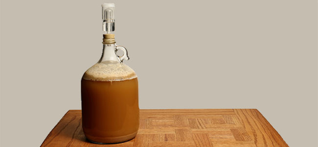 Fermenting Beer Brewing
