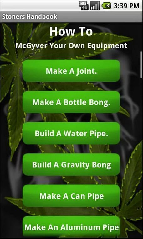 culture apps stoners