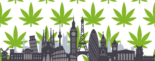 Cannabis in Europe