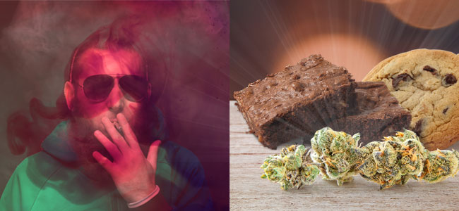 how to get hungover from weed