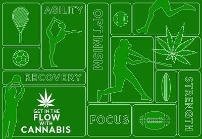 Positive effects cannabis