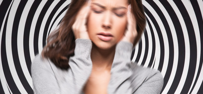 Laughing Gas Can Cause Dizziness