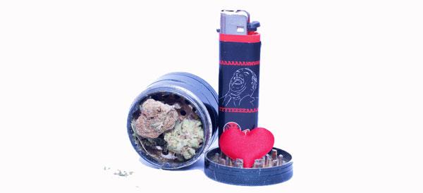 Cannabis Liebe