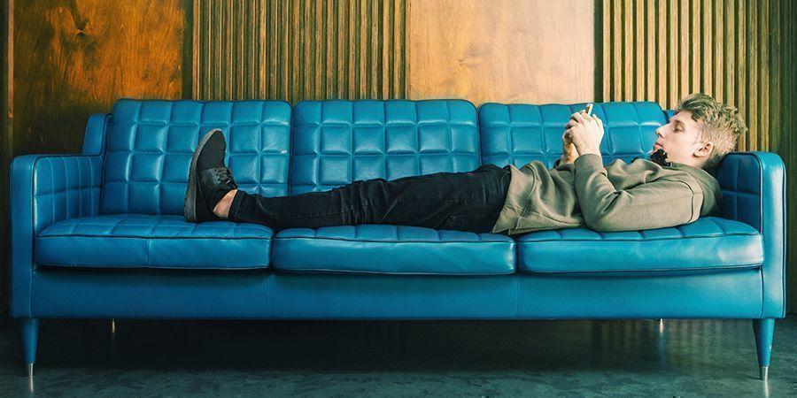 Was Bedeutet Couch-Lock?