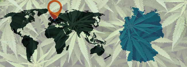 Germany in world of cannabis