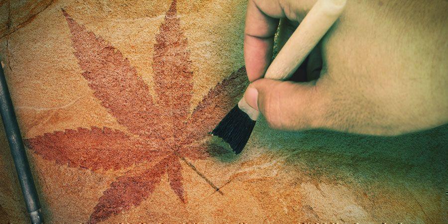 Ein Kurzer Überblick Über Cannabis / Traditionelle Rauchgeräte