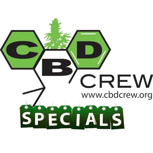 CBD Crew specials