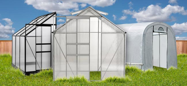 Different Kinds Of Greenhouses