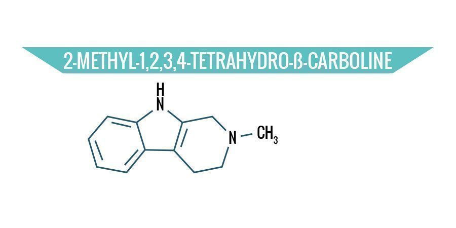 2-methyl-1,2,3,4-tetrahydro-ß-carboline