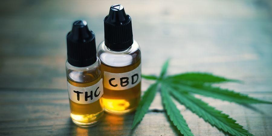 Wie Beeinflusst CBD THC?