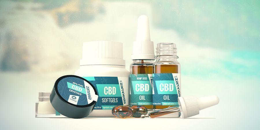 Welche CBD Produkte Gibt Es?