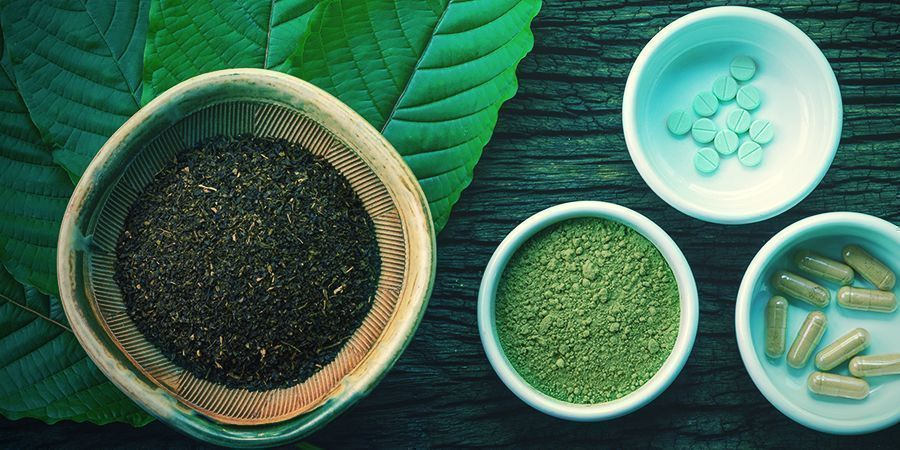 CLOSELY RELATED PRODUCTS TO KRATOM