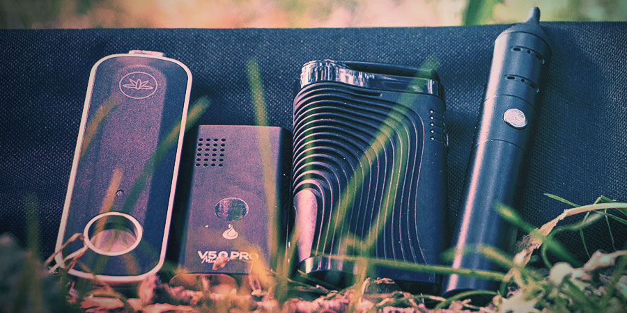 WHAT ARE THE COMPONENTS OF A VAPORIZER?