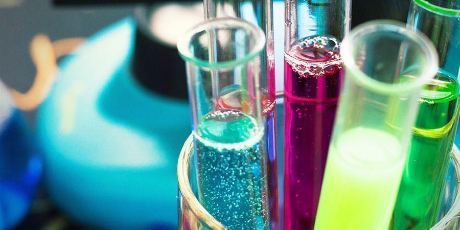 Blue Lotus Chemistry