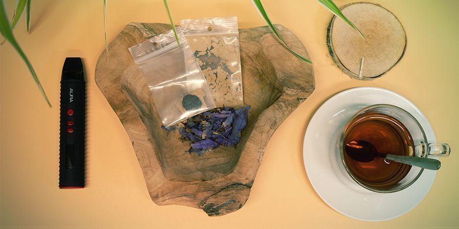 Buying Blue Lotus