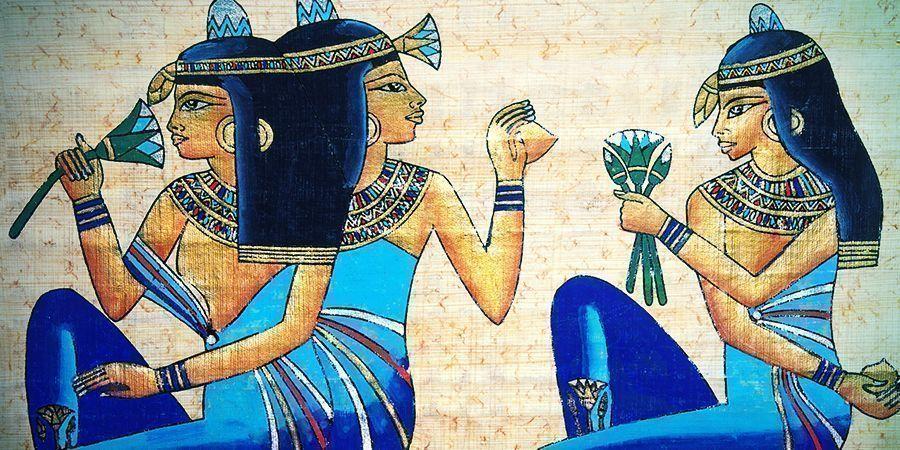Geschichte des Blauen Lotus