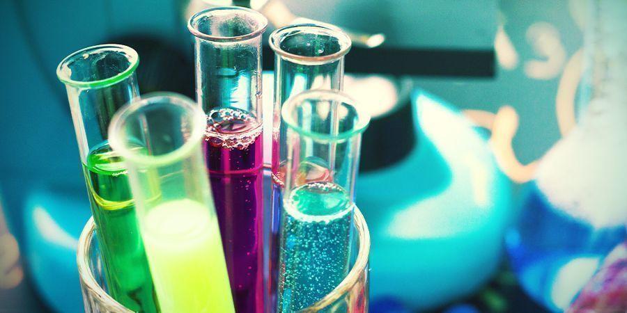 DIE CHEMISCHE ZUSAMMENSETZUNG DER PASSIONSBLUME