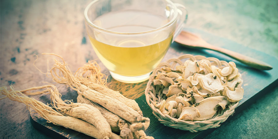 HOW TO CONSUME GINSENG?