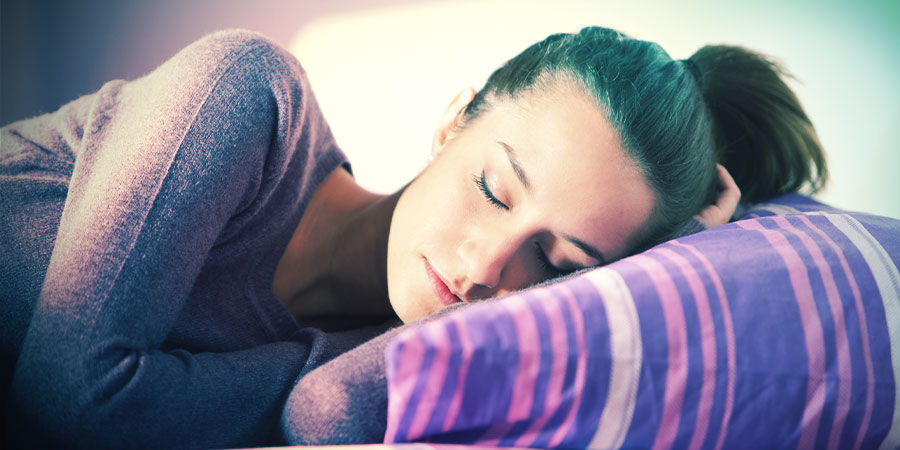 TRYPTOPHAN: PROMOTES NATURAL AND HEALTHY SLEEP