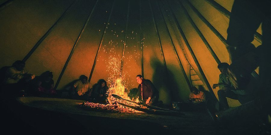 The Peyote Ceremony