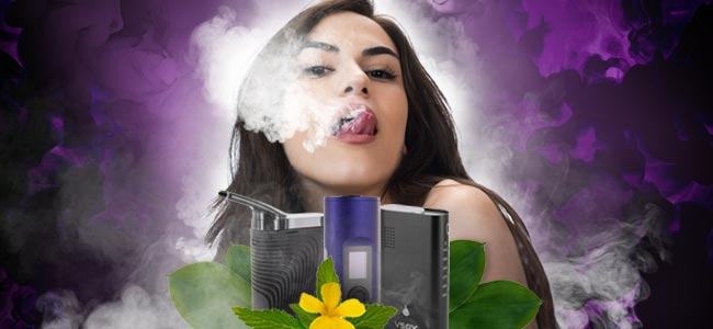 Vape Herbs As Aphrodisiacs
