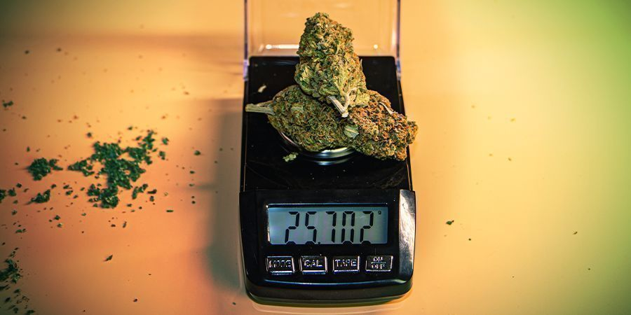 cannabis culture's unique weighing system