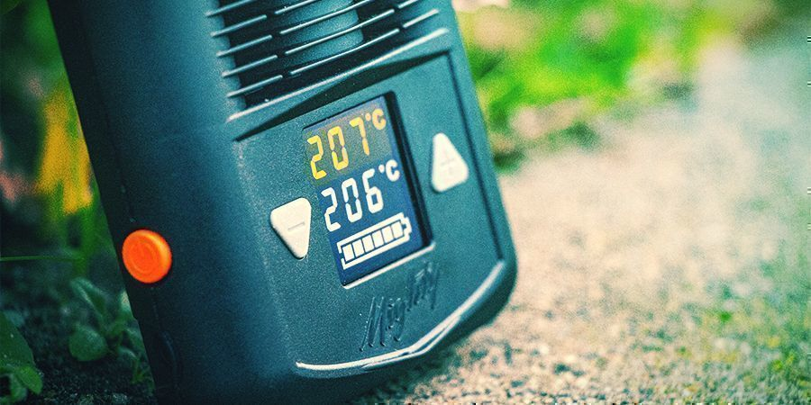 SET YOUR VAPORIZER TO THE OPTIMAL TEMPERATURE