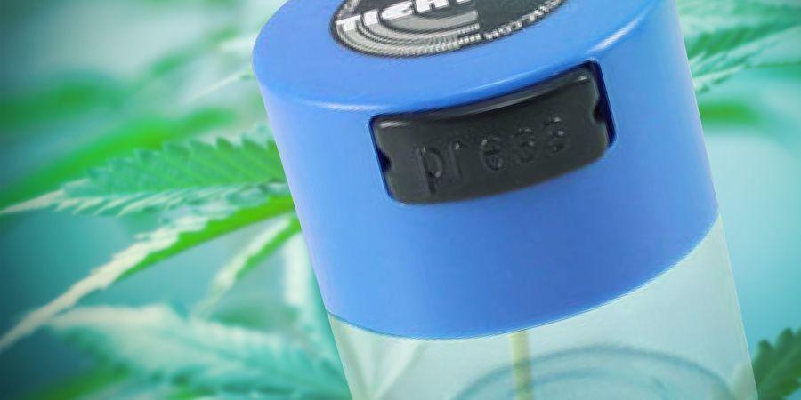 Die Bedeutung Der Richtigen Lagerung Von Cannabis-Pollen