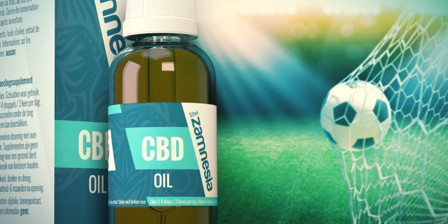 THE RISE OF CBD IN SPORTS