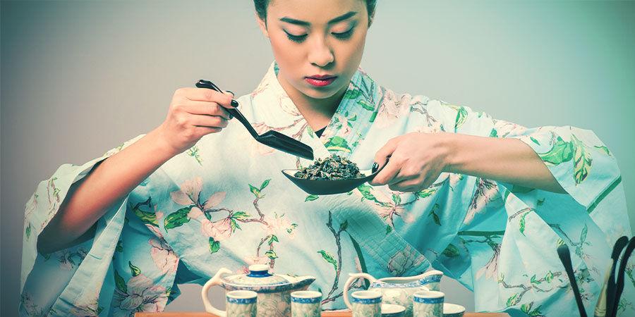 HISTORY AND ORIGIN OF GUNPOWDER TEA