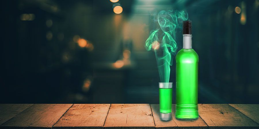ABSINTHE: DANGERS AND HALLUCINATIONS?