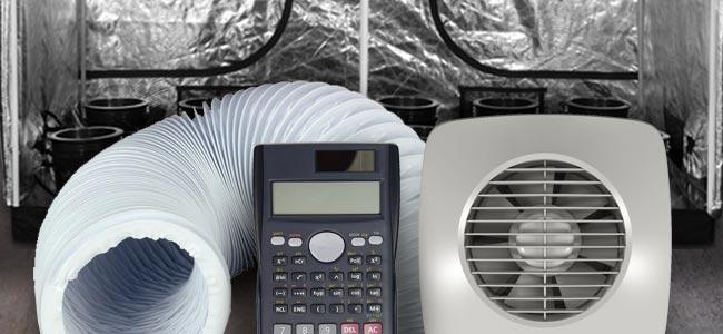 Calculating Ventilation Needs