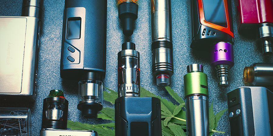 Different Types Of Vape Pens
